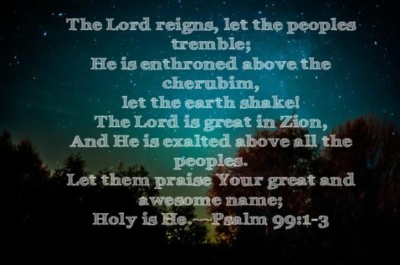 Psalm9913